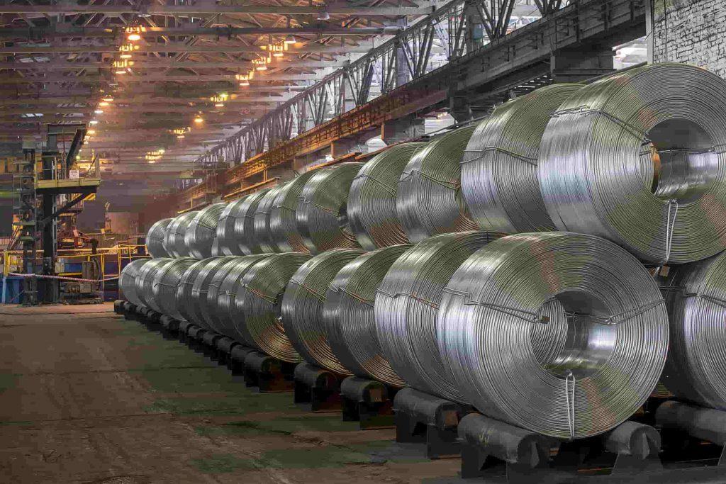 افزایش تولید مس و آلومینیوم چین