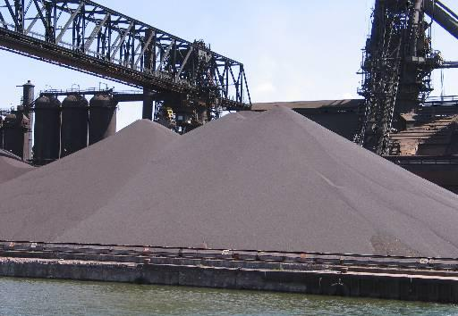 شوک عرضه بازار سنگ آهن جهان