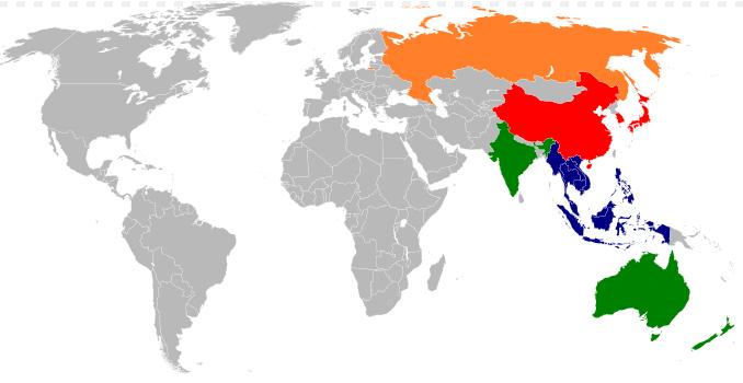 کاهش رشد اقتصادی آسیا