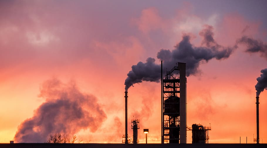 دکل حفاری نفت و گاز آمریکا