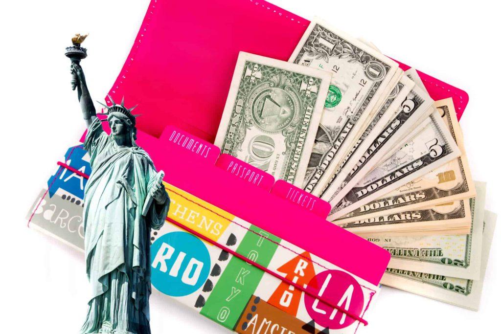 آمارهای مهم اقتصادی آمریکا