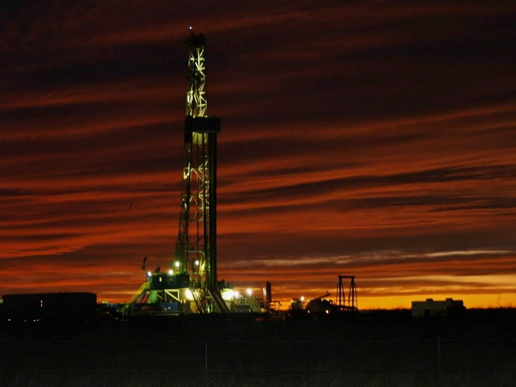 فروپاشی صنعت شیل آمریکا قیمت نفت